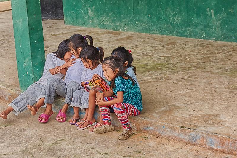 Shy Schoolgirls photo