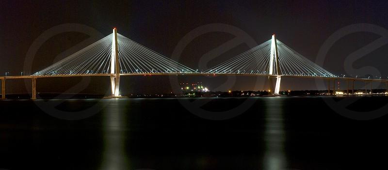 Ravenel Bridge Charleston SC photo