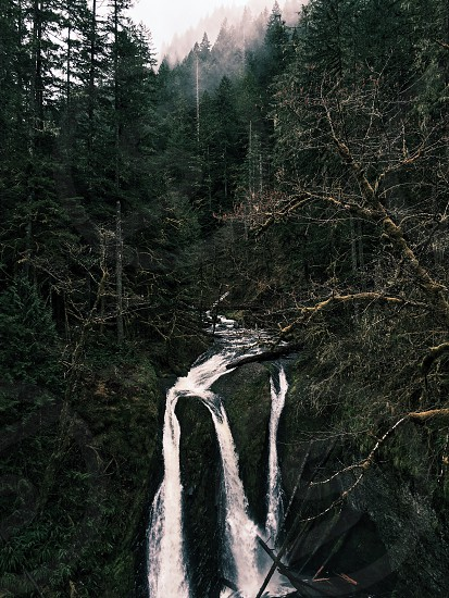 Triple Falls Oregon PNW Pacific Northwest photo