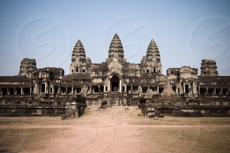 Angkor Wat - Siem Reap Cambodia photo