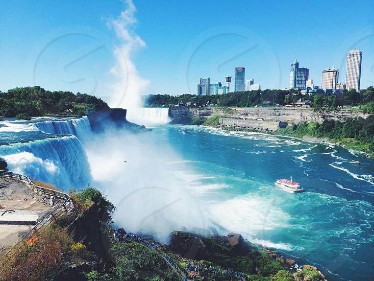 Niagara Falls. photo