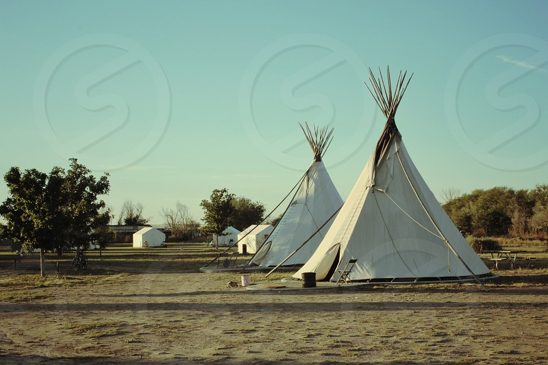 Glamping in Texas photo
