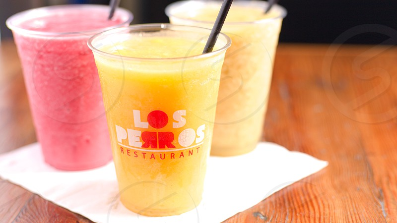 Natural Juices/Los Perros photo