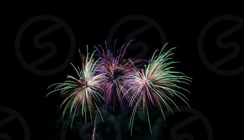fireworks photograph photo