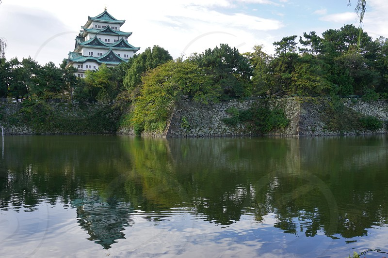 Nagoya Castle - Nagoya Japan photo