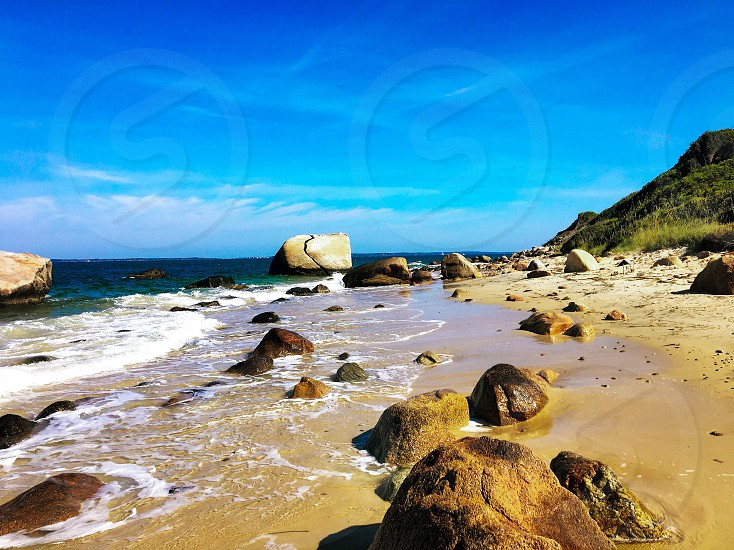 Summer; beach; explore; Martha's Vineyard; adventure; ocean; travel;  photo