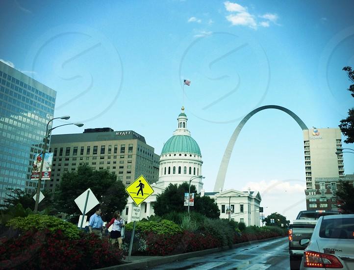 The Gateway Arch photo