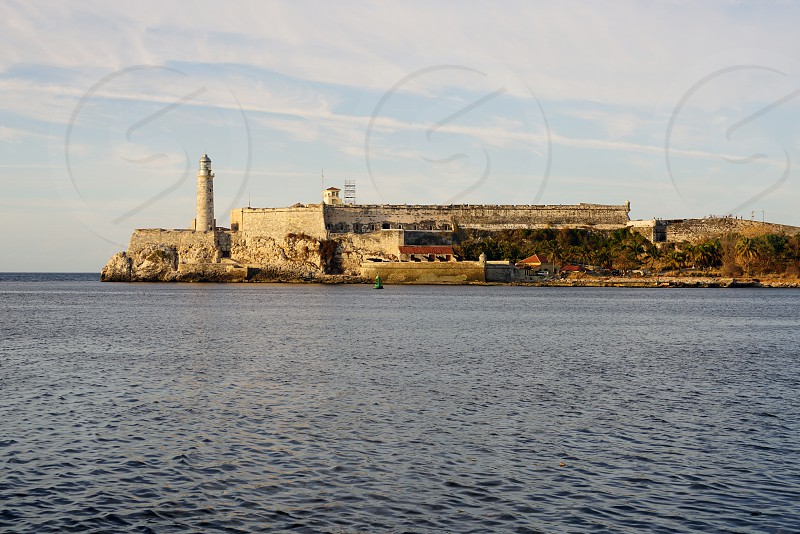 Morro Castle - Havana Cuba photo