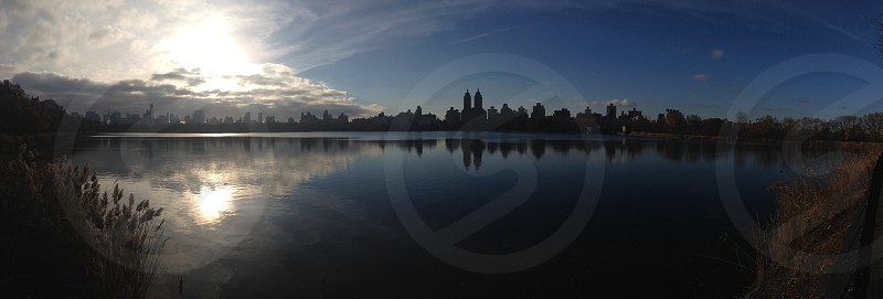 Central Park in New York photo