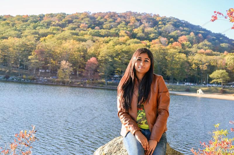 Asian outlooks... Indian girl Asian asian faceyoung Asian girl... photo