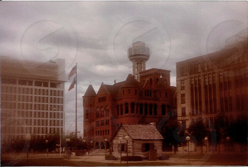 Old Red Courthouse Dallas  photo