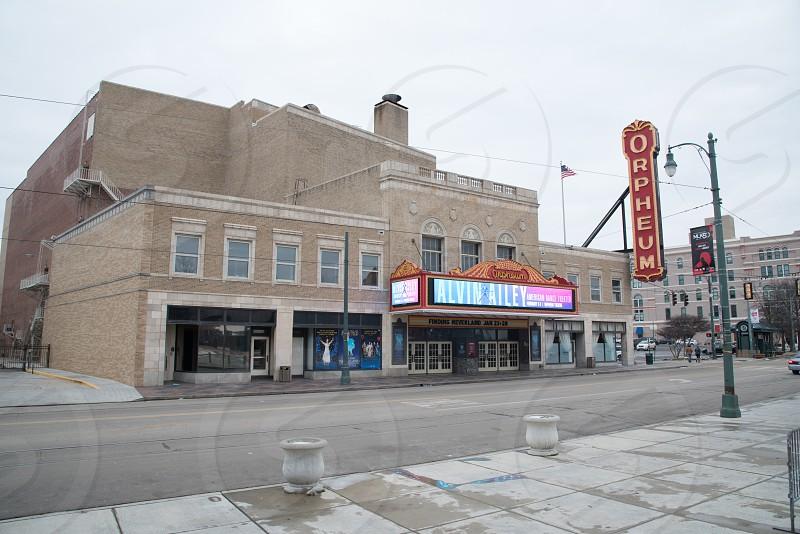 The Orpheum Theatre in Memphis photo