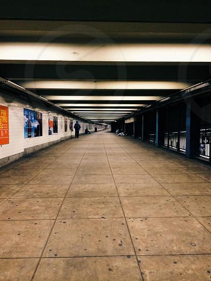 building walkway  photo