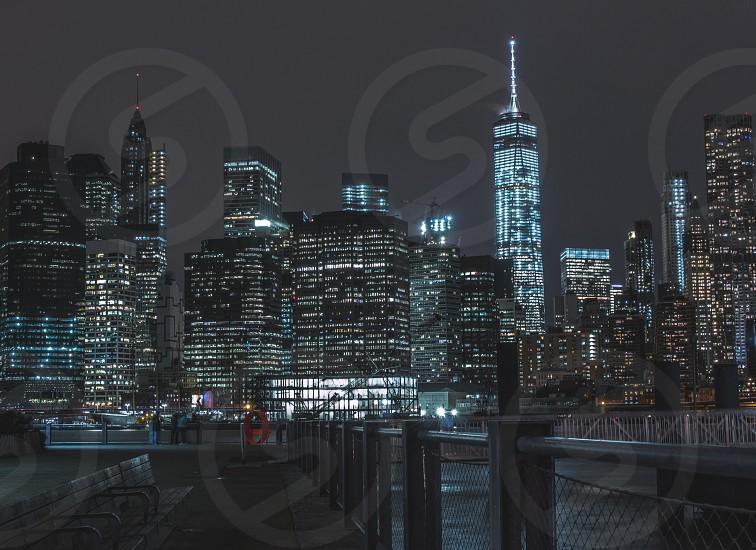 NYC SKYLINE photo