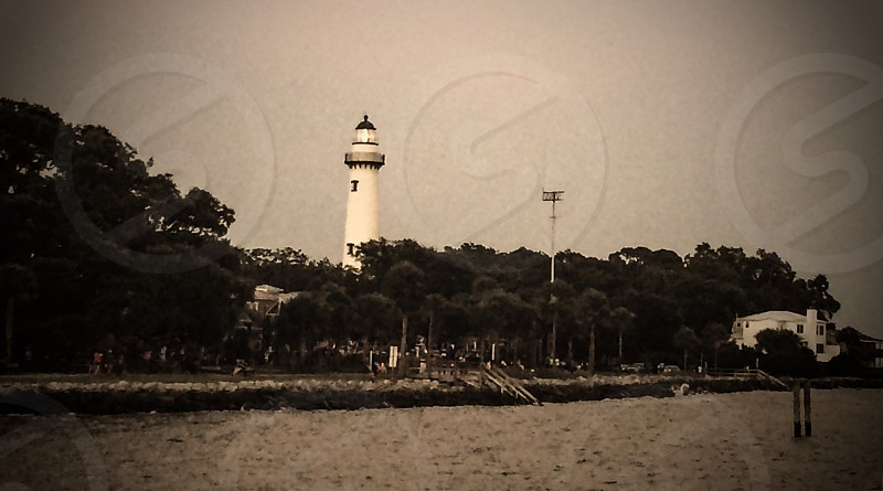 LIGHTHOUSE@st.simonsislandga photo