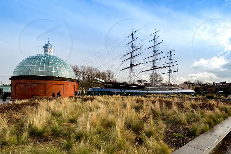 The Cutty Sark Greenwich London  photo