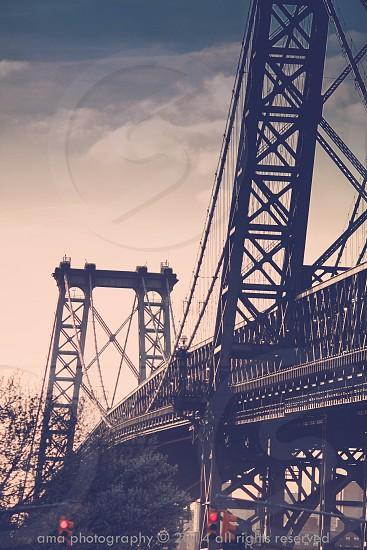 Williamsburg Bridge photo