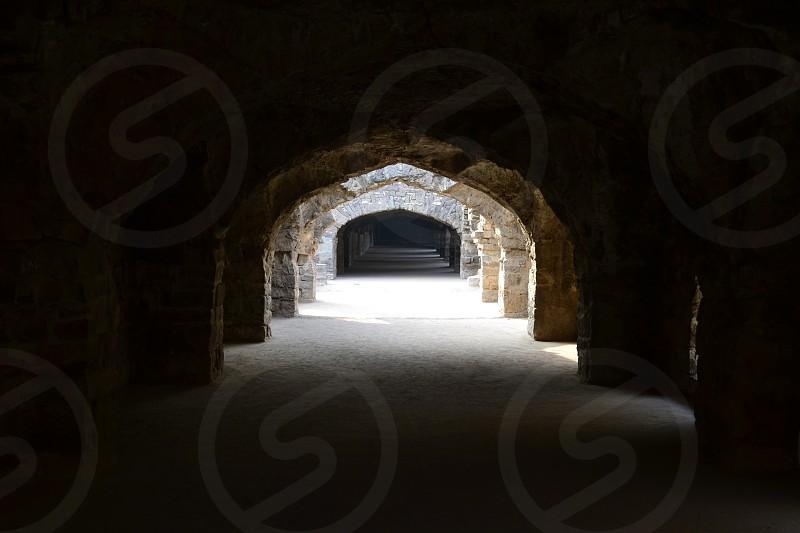 Golconda Fort - Hyderabad India photo