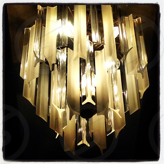 Light Fixture. photo