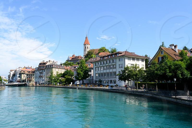 Thun Switzerland photo