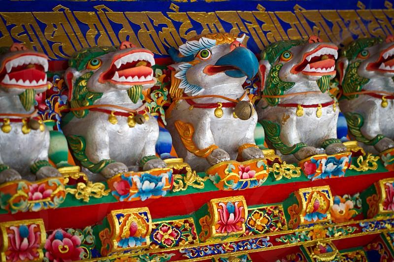 Tibet China photo