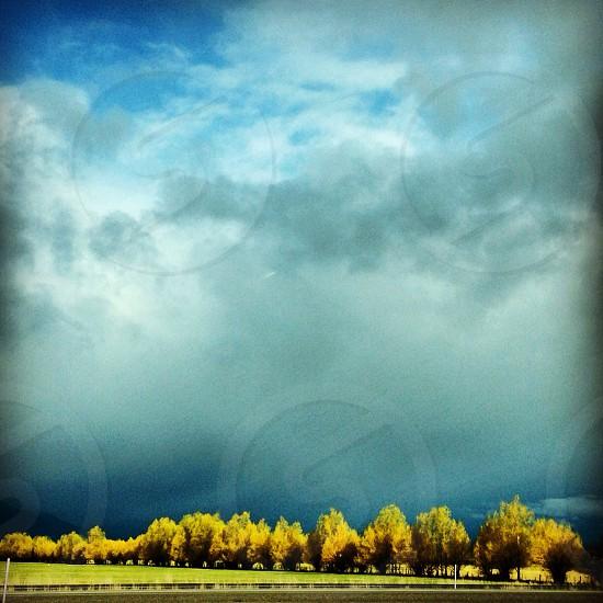 'Storm Rolling In' La Grande Oregon photo