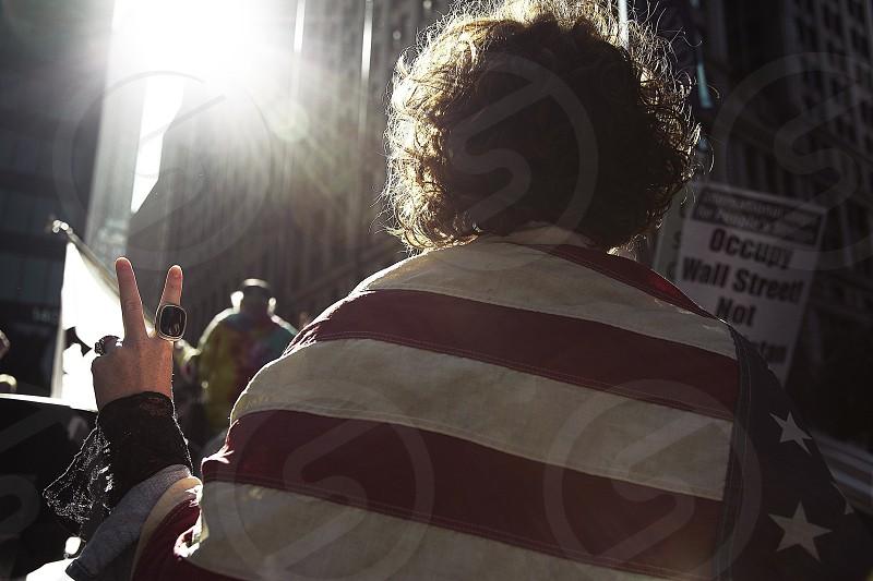 Occupy Wall Street 2011  photo