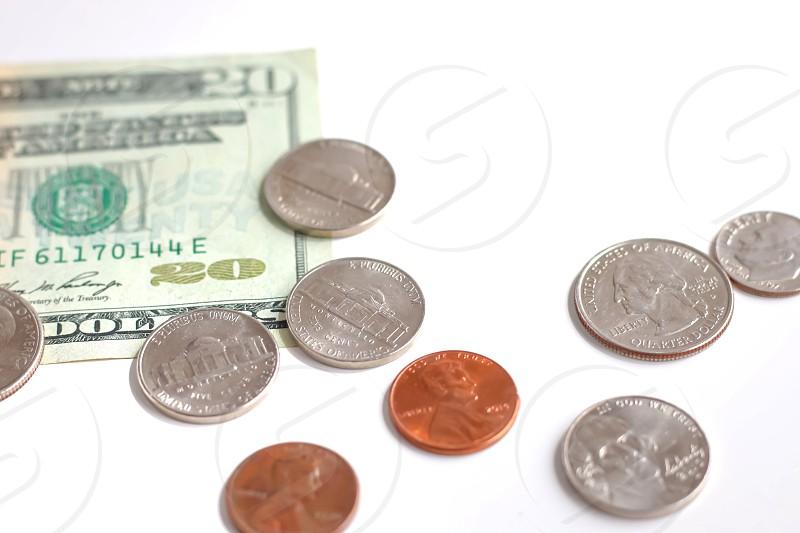 Money banking finance change  photo