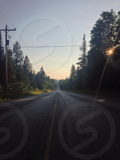 the long road photo