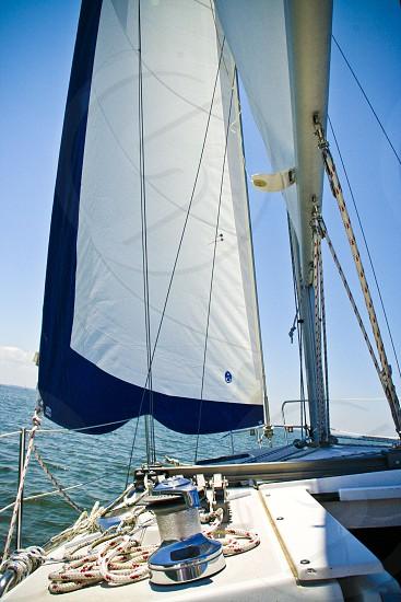 Sailing Sailboat Maryland photo