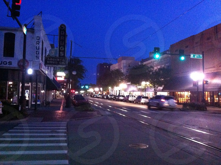 """Night Life of A Still City"" By: Raymond ""Da Light"" Evans photo"