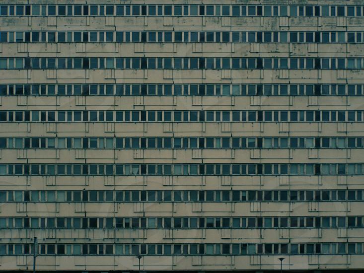Building near Alexanderplatz Berlin photo
