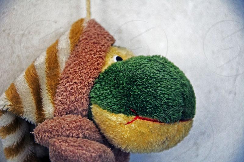 animal plush toy photo