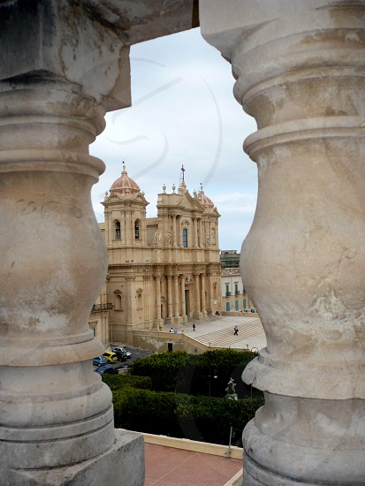 Cathedral of Noto (RG) photo