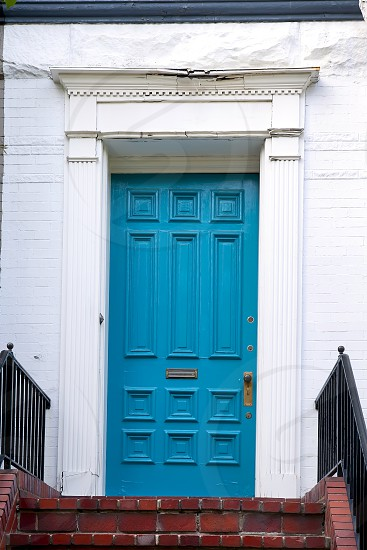 Urban Adventure Blue Door photo