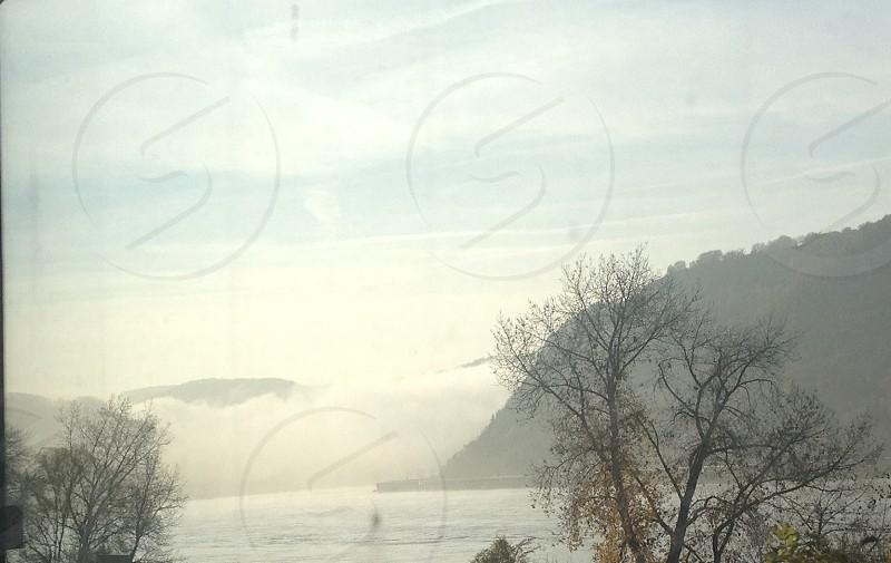 Rhein Nebel  photo