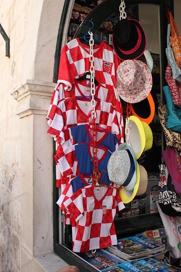 Souvenir in Dubrovnik Croatia photo