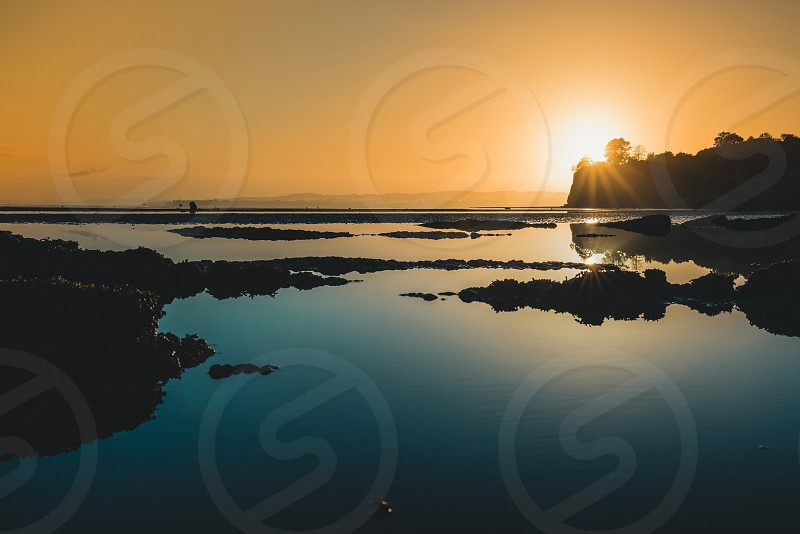 Second sunrise captured in New Zealand w/ 5D Mark III photo