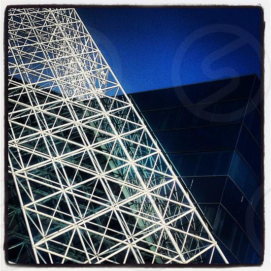 Glass & Steel. photo
