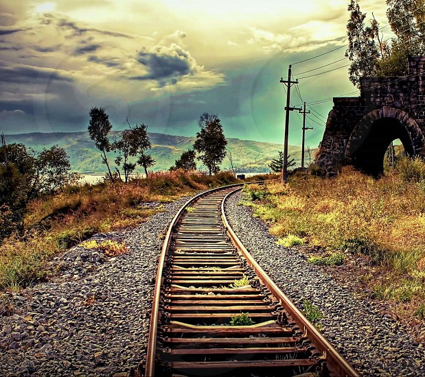 a long rail photo