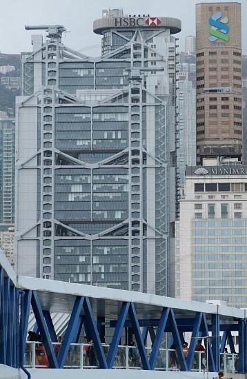 Hong Kong and Shanghai Banking Corporation Headquarters - Hong Kong photo