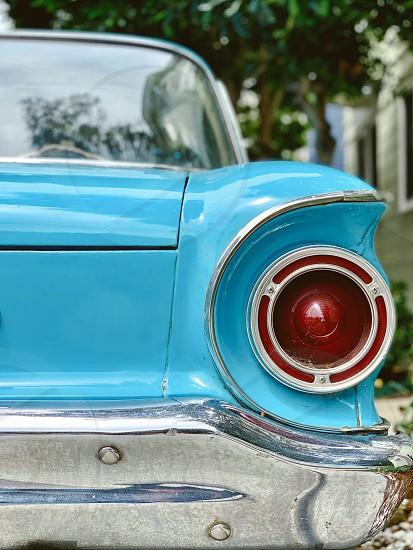Ford Falcon taillight photo
