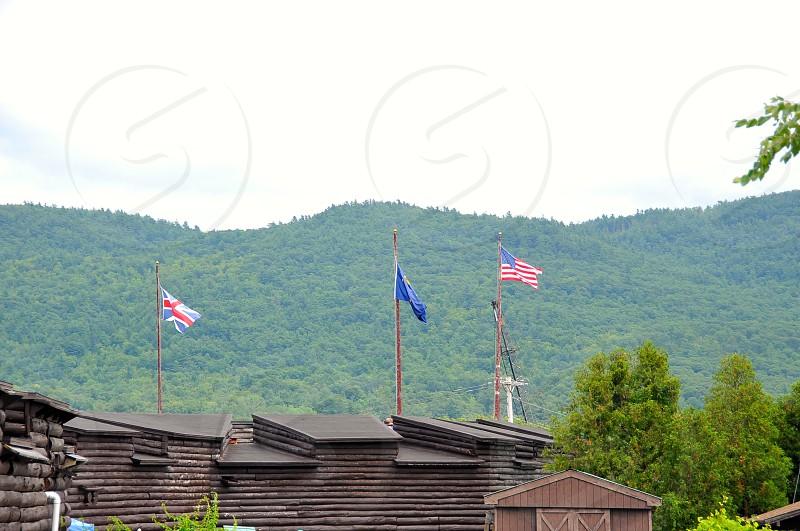 Fort William Henry Lake George NY photo