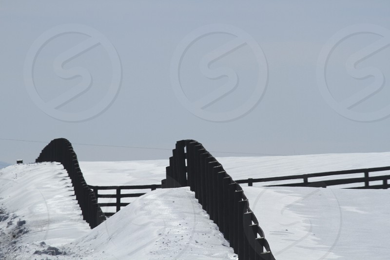 The ups and downs of winter cold. photo