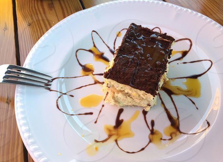 Dessert-tiramisu photo