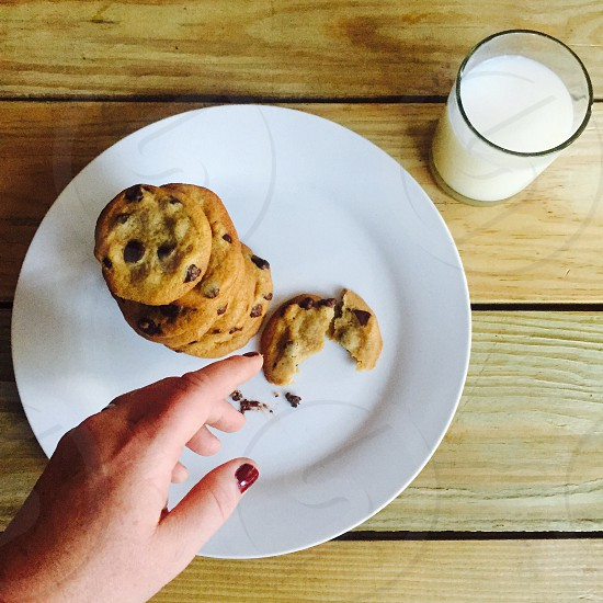 Chocolate Chip Cookies photo