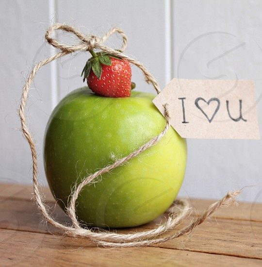 A healthy gift photo