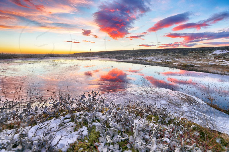 Sunset Landscapes photo