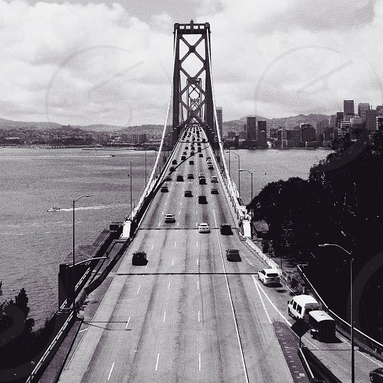 Bay Bridge Ca  photo
