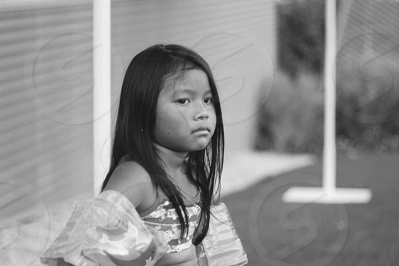 #littlegirlbeingsad photo
